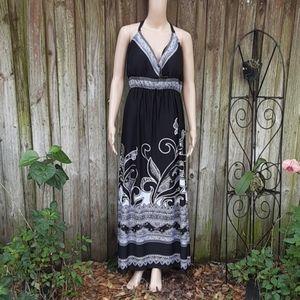 Olivia Matthews long dress
